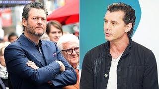 Blake Shelton Thinks Gavin Rossdale Should Be Thanking Gwen Stefani For Her Parenting Skills - 247 n