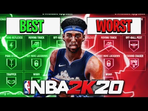 THE BEST & WORST BADGES FOR ALL BUILDS IN NBA 2K20! COMPLETE BREAKDOWN OF ALL BADGES! NBA 2K20 TIPS