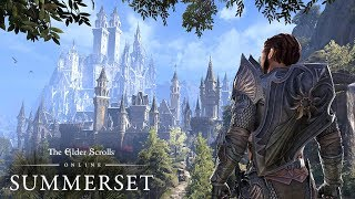 The Elder Scrolls Online: Summerset – Journey to Summerset