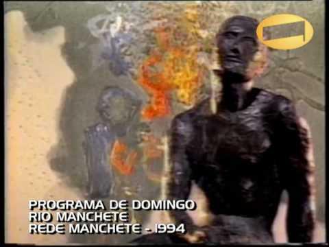 Abertura do PROGRAMA DE DOMINGO - REDE MANCHETE