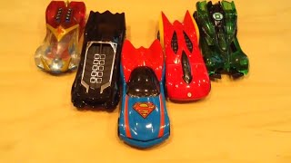 Hot Wheels Justice League 5-Pack Overview! (DC Super Heroes Character Cars)