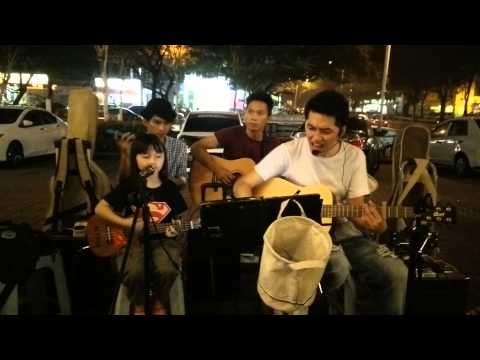 setia cover by aryanna alyssa feat the slingshot..