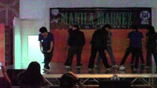 Mix n Match performs again at Manila Madnezz 2