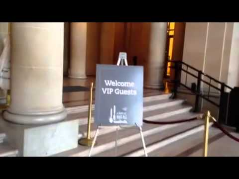 Tel Hi Party At SF City Hall Part 1