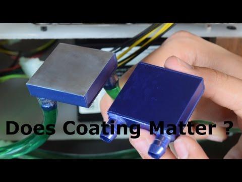 $4 Liquid cooling block test