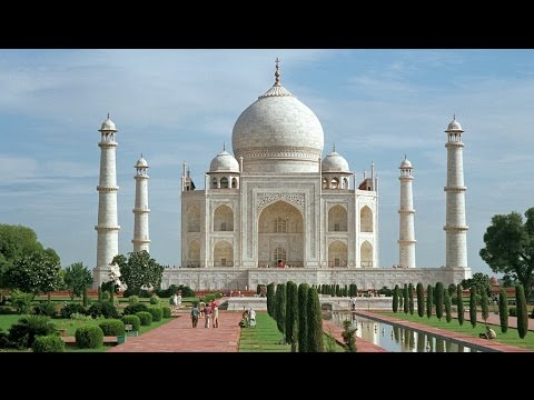 TAJ MAHAL & Agra Fort : My trip to INDIA ( part 3 )