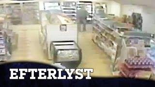 Kryper in i kylen - för att stjäla snus