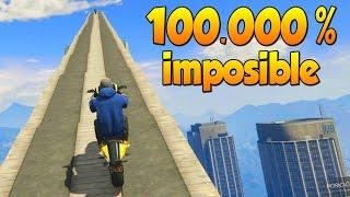 SALTOS 100.000% IMPOSIBLES GTA V ONLINE