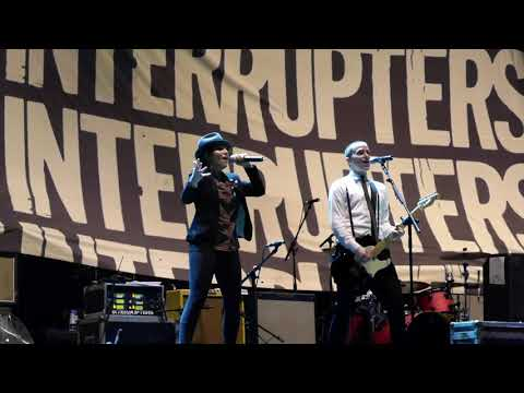 The Interrupters - On A Turntable (Live in...