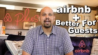 Gambar cover Why Guests Should Rent ONLY airbnb PLUS Rated Homes! Introducing airbnb plus homes | airbnb plus