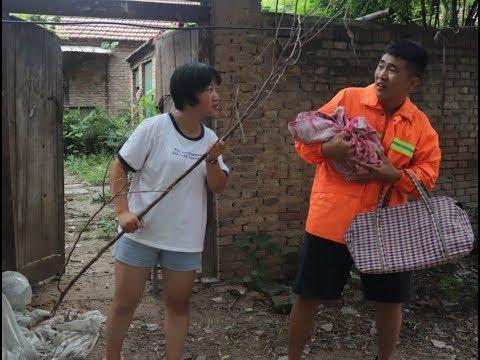 丈夫捡个孩子回家,妻子却说是私生子把他赶走,结局跪求丈夫回家