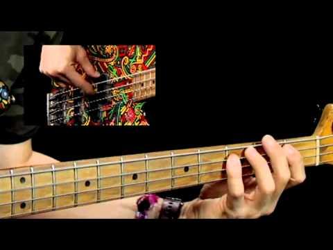 50 Freekbass Licks - #3 G Strut - Bass Guitar Lessons