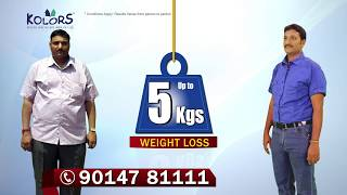 Weight Loss Starting @ Rs. 3999/- Only At Kolors Health Care
