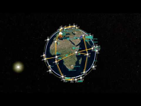 Earth Monitoring with an Automated SmallSat Constellation