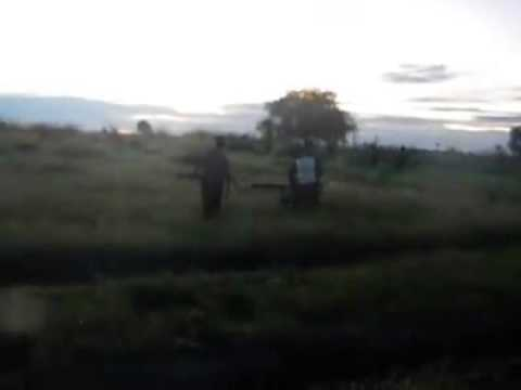 South Sudan Fighting - Doleib Hill Battle October   Jonglei state part 9