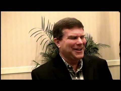 INTERVIEW WITH AWARD WINNER TIM McMILLAN