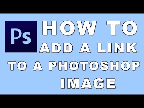 PHOTOSHOP: EP 1 - Adding A Link In Photoshop