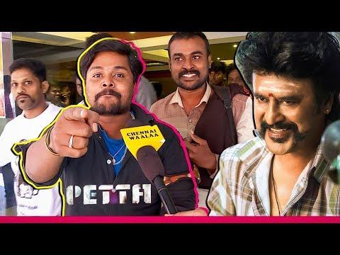 யாருக்கு DA வயசாச்சி?!? Thalaivar Fan நெத்தியடி! | Genuine & Matured Superstar Fan Reacts to Petta'