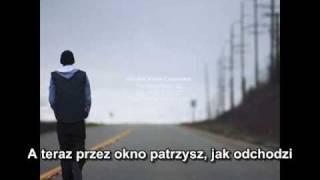 Eminem (feat Rihanna)-Love the way you lie NAPISY PL