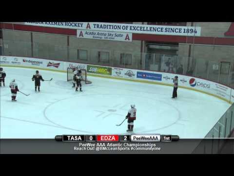 Championship Game: Nova Scotia vs New Brunswick