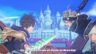 Gambar cover Black Clover: Quartet Knights - Launch Trailer | PS4, PC