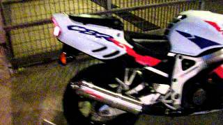 HONDA CBR 900 RR FIREBLADE 1997 WITH GPR EXHAUST _1