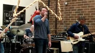Blue Ghost Blues Band - Live at Fullsteam Brewery - 'Soulshine' featuring Andrew Gilreath on vocals