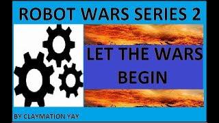 Robot Wars SERIES 2 Heat B