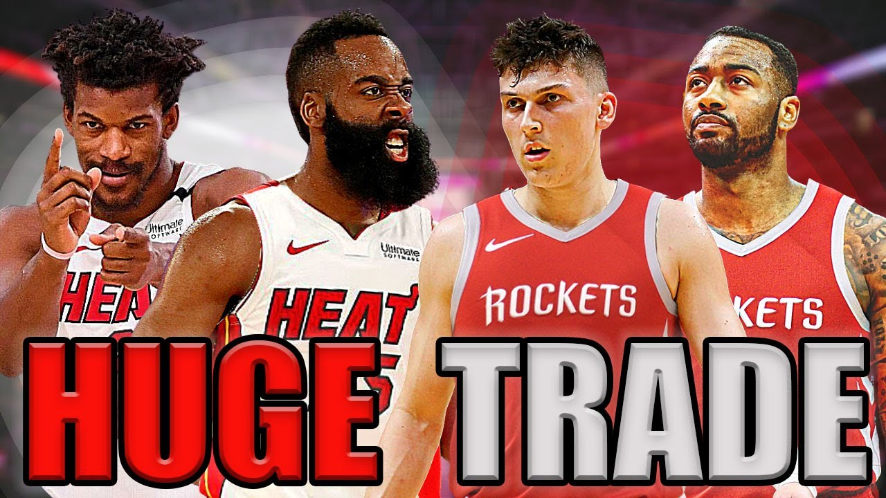 Miami Heat's Duncan Robinson finds new James Harden rumors
