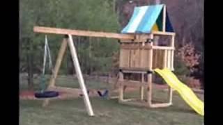 Kids Toys-alpine Custom Ready To Build Swing Set Kit -kids Toys For Xmas Review