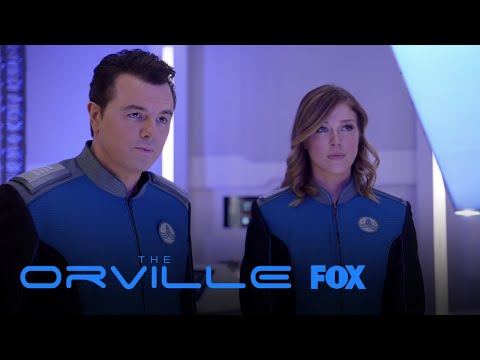 Ed & Kelly Aren't Impressed By The Banana Ray | Season 1 Ep. 1 | THE ORVILLE