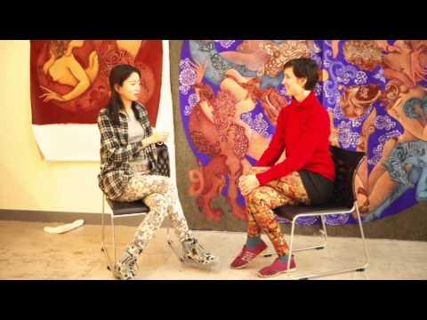 Taiwan Art residency 2014/15