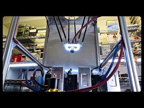 Delta Robot Power Distribution  Project Update