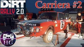 DiRT Rally 2.0 ♦ Carriera ♦ Nuova Zelanda. Lancia Fulvia. Cambio H [ITA]