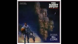 The Right Stuff | Soundtrack Suite (Bill Conti)