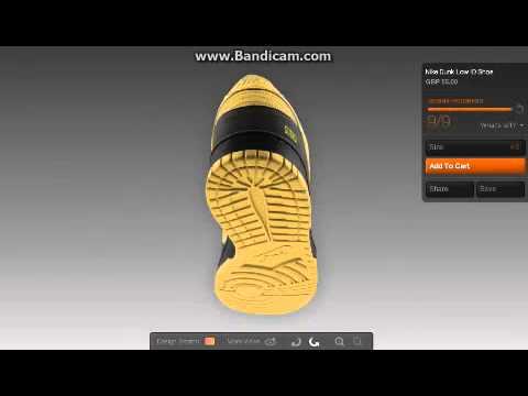 NikeID Design