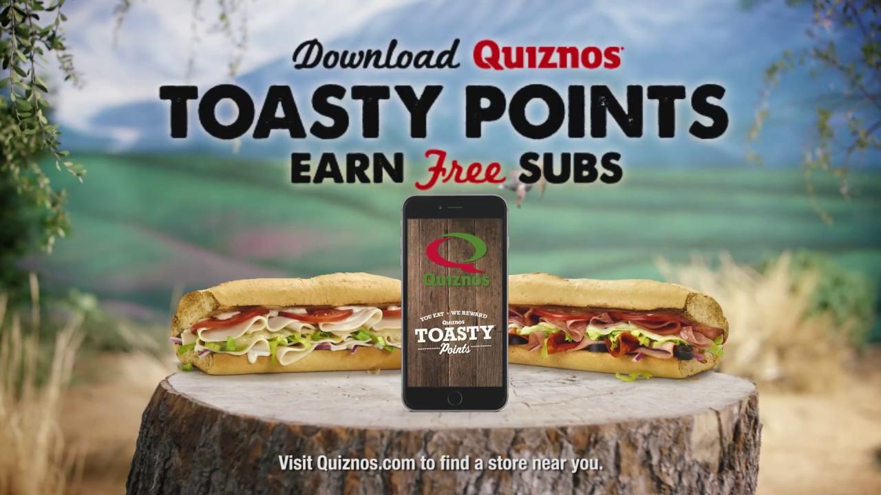 Quiznos Grant Sandwich Shop Near Me