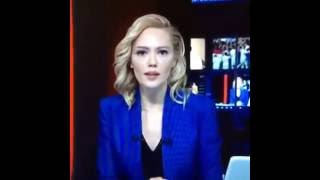 TRT Spikerine Zorla Yaptırılan O Konuşma!  - Trt Spikeri Darbe Girişimi Konuşması