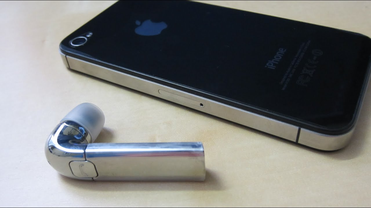 Apple Bluetooth Headset For Iphone