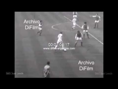 Leeds United Movie Archive - Arsenal V Leeds United FA Cup Final 1972 - De Argentina Alternative