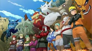 9 Биджу против Акацуки | Naruto Shippuden: Ultimate Ninja Storm 4