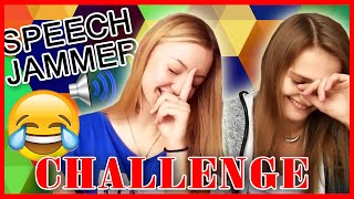 SPEECH JAMMER CHALLENGE|| ПОМЕХИ РЕЧИ :D