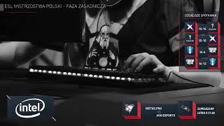 ESL Mistrzostwa Polski Wiosna 2019 | W2D1