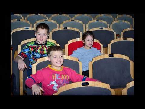 архдети74 в театре