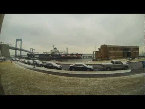 Maritime College Time Lapse