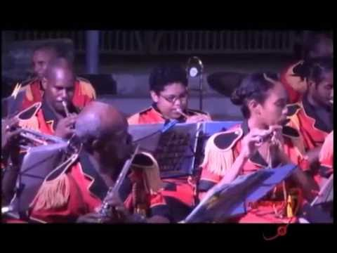 James Bond Theme Song (For Your Eyes Only) performed by The Dominica Government Band