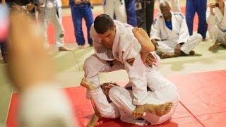 1-Handed Rener vs. Purple, Brown & Black Belt at Vancouver Seminar