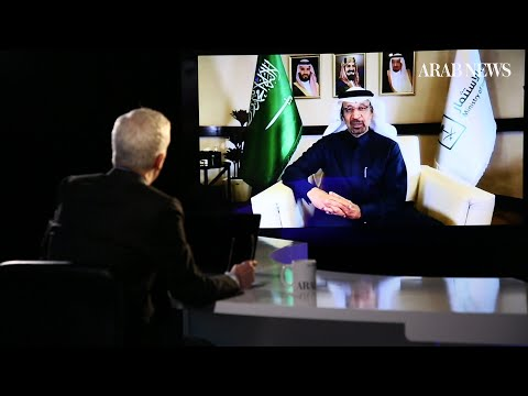 Frankly Speaking   S1 E7   Saudi Minister of Investment Khalid Al-Falih