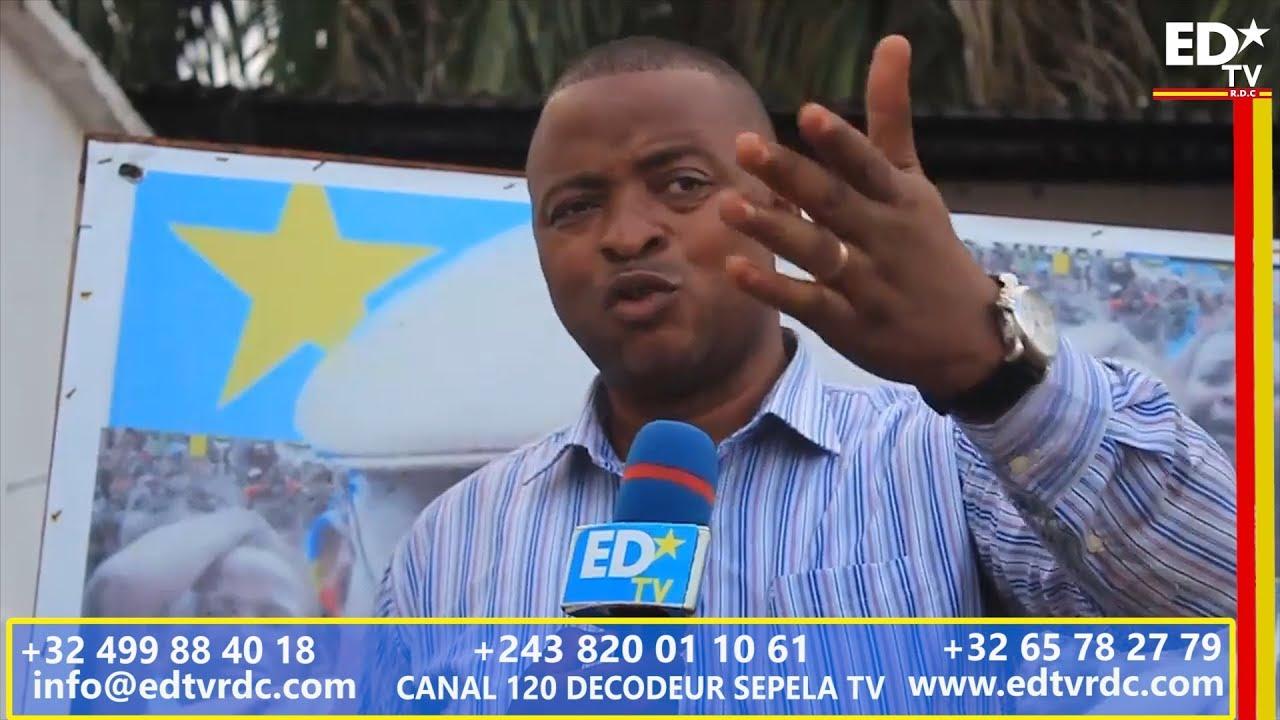 CONGRES EXTRAORDINAIRE DE L'UDPS: DAVID MUKEBA CANDIDAT OU PAS