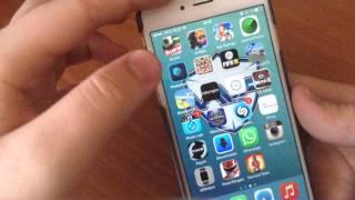 Приложения на моем iPhone 6